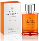 David Beckham Instinct Sport Eau De Toilette 30ml