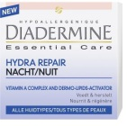 Diadermine Nachtcreme Hydra Repair 50ml