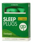Get Plugged Sleep plugs 7pr