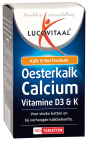 Lucovitaal Oesterkalk Calcium 100 tabletten