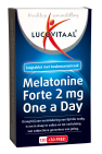 Lucovitaal Melatonine Puur One A Day 2mg 120+30 tabletten