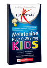 Lucovitaal Melatonine Kids Puur 0.299mg 30 tabletten