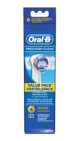 Oral-B Opzetborstel EB20 Precision Clean  4st
