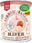 Weight Care Haver Maaltijdshake Aardbei/Banaan 420g