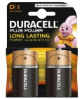Duracell Plus Power D 2st