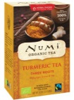 numi organic tea Turmeric Tea Three Roots 12st