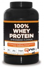 Qwin 100% Whey Protein Strawberry 2400gr