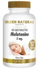 Golden Naturals Melatonine 5mg 180tb