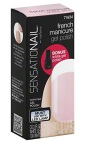 Sensationail French manicure gel sheer pink 1 stuk