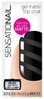 Sensationail Topcoat Mat 1 stuk