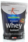 Lucovitaal Funtional Food whey isolaat 1000gr