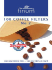 Finum Koffiefilters no 2 100st