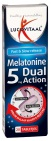 Lucovitaal Melatonine 5 mg Dual Action  20 tabletten