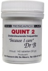 DNH Research Quint 10 140 tabletten