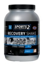 sports2 Recovery Shake Choco 1200gr