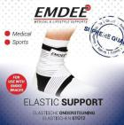 Emdee Enkelband stretch wit MD2354 1st