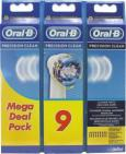 Oral-B Opzetborstel eb20 Precision Clean 9st
