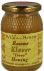 Wild About Honey Rauwe Klaver Honing 500gr