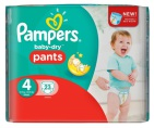 Pampers Baby Dry Maxi S4 Pants 23st