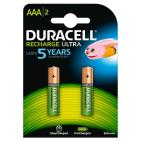Duracell Rechargeable AAA 2st