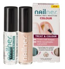 Nailner Kalknagelkwastje Colour 5 ml 2x5ml