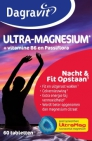 Dagravit Ultra Magnesium Nacht & Fit Opstaan 60st