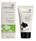 Living Nature Dagcreme rijk 50ml