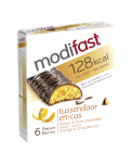 Modifast Control reep pure chocolade/sinaasappel 6x31g