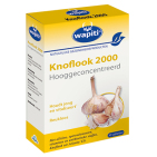 Wapiti Knoflook 2000 30 tabletten