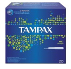 Tampax Tampons super 20st