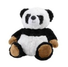 Warmies Pandabeer Magnetronknuffel 1st