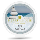Heart & Home Geurwax- Spa 1st