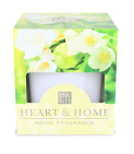 Heart & Home Votive - Witte Jasmijn & Freesia 1st