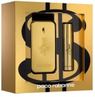 Paco Rabanne 1 Million Eau de Toilette Travel Spray 50ml + 10ml