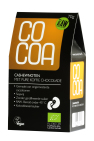 CoCoa Cashewnoten Pure Koffie Chocolade Raw 70gr