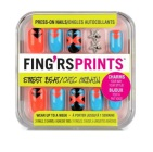 Fing'rs Prints Streetbeat Kunstnagels 1 stuk