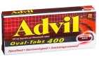 Advil Liquid 200mg 10cap