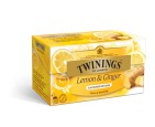 Twinings Infusions lemon ginger 25st