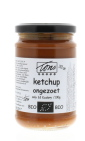 Ton's Mosterd Ketchup Ongezoet 270g