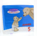 Sweetcare Luiers soft & easy junior nr 5 11-25kg 24st