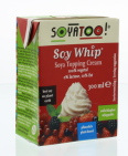 Soyatoo Soja Slagroom 300ml
