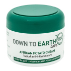 Down To Earth African potato bodycreme 250ml