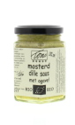 Ton's Mosterd Mosterd dille saus agave 170g