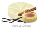 creations Geurchips vanilla cream 10 stuks