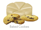 creations Geurchips baked cookies 10 stuks