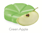 creations Geurchips green apple 10 stuks