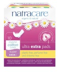 Natracare Maandverband ultra extra super 10st