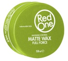 Red One Matte Wax Full Force Green 150ml