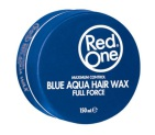 Red One  Blue Aqua Hair Wax Full Force 150ml