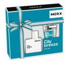 Mexx City Breeze Man Geschenkset 30ml + 50ml